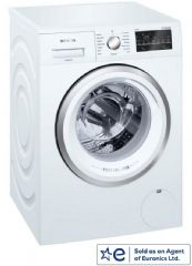 Siemens ExtraKlasse A+++ Rated 8kg 1400rpm Washing Machine WM14T481GB (White)